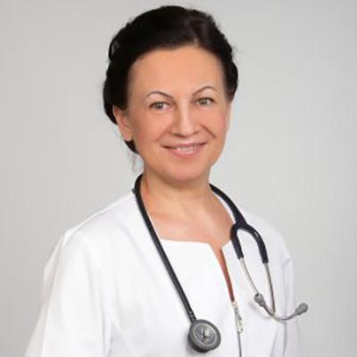 Dr Małgorzata Radkowska - Alergolog, Pulmonolog, Pediatra